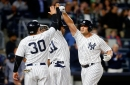 Matt Holliday, Jordan Montgomery lead Yankees to 8th straight win