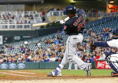 Danny Salazar strikes out seven as Cleveland Indians beat Minnesota Twins, 3-1