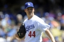 Rich Hill goes on DL again for Dodgers