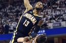 NBA playoffs: The best pictures of Monday's games