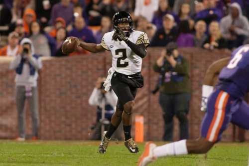Kendall Hinton Can Win The Heisman in 2017