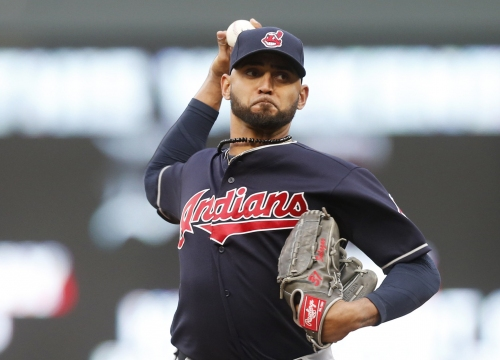 Danny Salazar uses change up to tame 'crazy' game and pitch the Cleveland Indians to victory