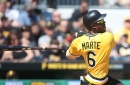Pirates' Starling Marte suspended 80 games for positive PED test
