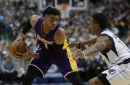 Lakers News: D'Angelo Russell says he improved as a playmaker; wants to become a better leader