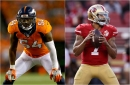 Brandon Marshall: Colin Kaepernick is better than 'every QB signed in free agency'