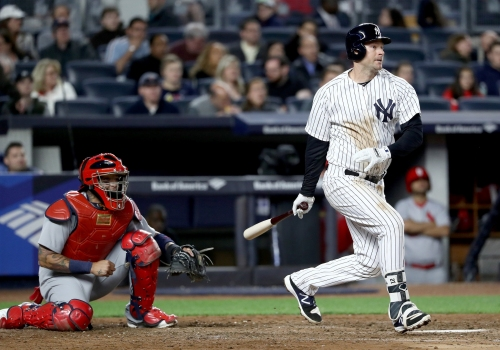 Yankees-White Sox: Why red-hot Chase Headley is sitting