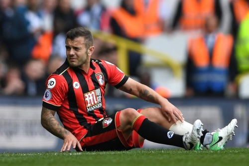 Jack Wilshere to miss the rest of the season