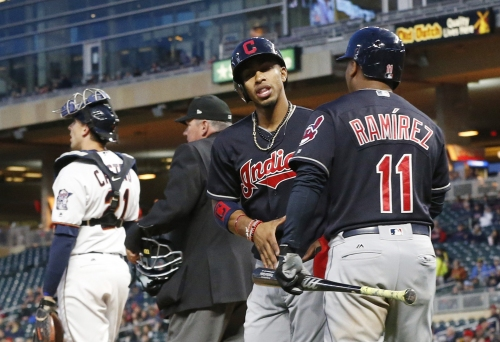 Cleveland Indians vs. Minnesota Twins: Live updates and chat Game 14