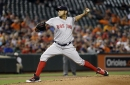 Eduardo Rodriguez, Boston Red Sox LHP, could return to pitch out of bullpen Tuesday in 'worst-case scenario'