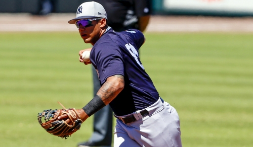 Yankees get scary news on top prospect Gleyber Torres