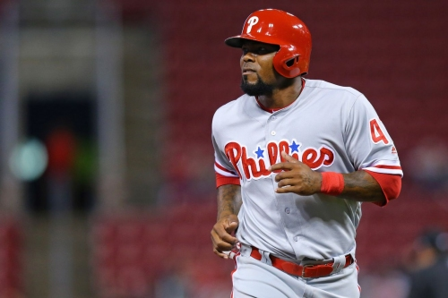 Phillies place Howie Kendrick on 10-day DL