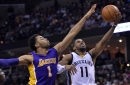 Lakers' D'Angelo Russell plans to improve his consistency, leadership