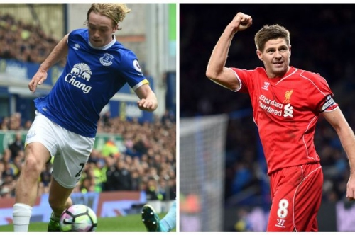 Steven Gerrard believes Tom Davies has DNA of a
