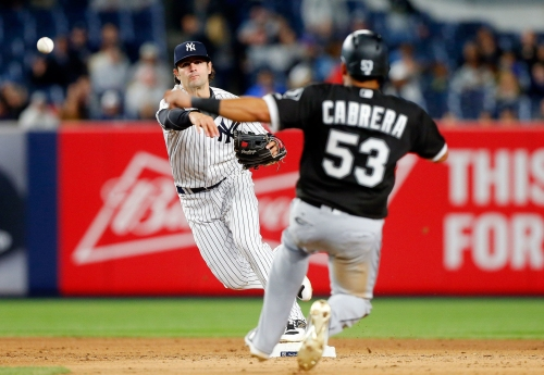 What time, TV, channel is New York Yankees vs. Chicago White Sox (4/19/17)? Live stream, how to watch online