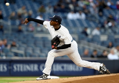 Yankees patience with Luis Severino starting to pay off