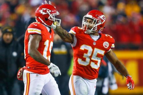 Arrowheadlines: Chiefs talk about Patriots, Jeremy Maclin's big year