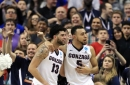 The Gonzaga back court is still locked and loaded