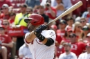 Eugenio Suarez is trading fly balls for line drives, and has a smoking hot start to show for it