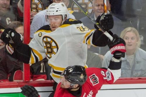 Bruins vs. Senators Game 4 LINES