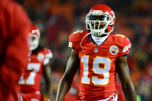 Chiefs WRs working out with Jeremy Maclin again