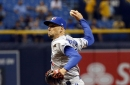 Latos and Lawrence to make weekend starts