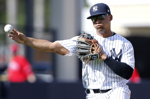 Now Yankees get a Gleyber Torres injury scare