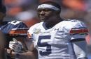 What is John Franklin III's role on Auburn special teams?