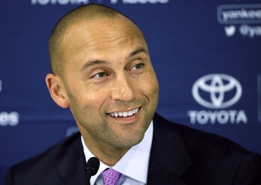 Derek Jeter reportedly wants to buy the Miami Marlins with Jeb Bush