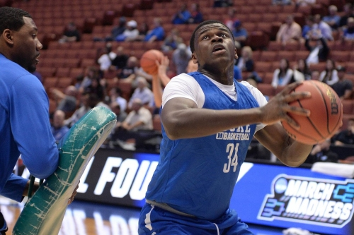 Georgetown Recruiting Duke Grad Transfer PF Sean Obi