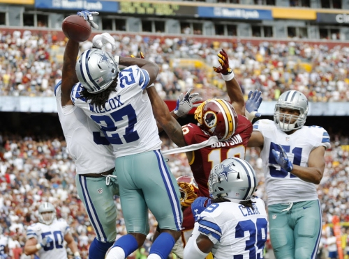 NFC East Rival report: Cowboys must watch out if this ex-Big 12 receiver vindicates himself with Redskins
