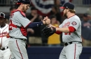 Shawn Kelley and Koda Glover will share Washington Nationals' closer duties for now...