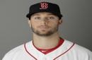 Tyler Thornburg, Boston Red Sox RHP, still hasn't thrown a bullpen session a week into throwing program