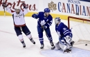 Capitals beat Maple Leafs 5-4, tie series at 2 games apiece The Associated Press