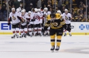 Anderson shuts out Bruins, Senators take 3-1 series lead
