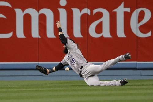 Colorado Rockies unable to solve Clayton Kershaw, lose to Los Angeles Dodgers 4-2