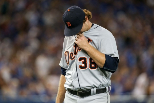 Tigers need Justin Wilson to stay strong throughout the season