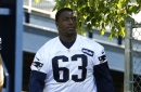 Los Angeles Rams claim recently released Patriots OG Tre' Jackson off waivers