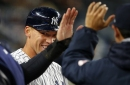 Yankees' Aaron Judge bummed his 448-foot bomb didn't measure up to Matt Holliday's