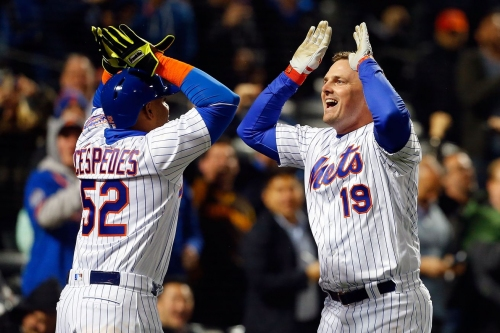 Mets Morning News: Bruce goes yard twice, two Mets leave with injuries