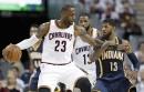Cleveland Cavaliers look to take big step toward series sweep