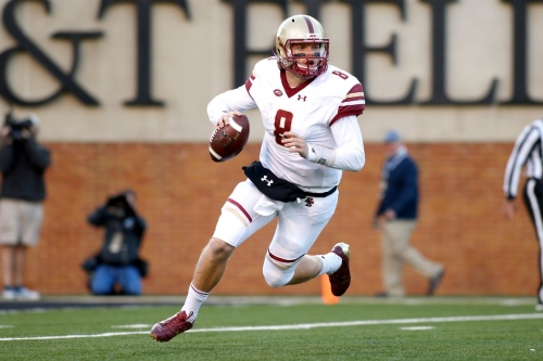 Former Boston College Quarterback Patrick Towles Open To Trying Out At Tight End