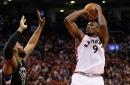 NBA Playoffs 2017: Should the Raptors start Ibaka at centre?