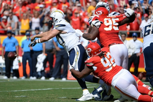 Chiefs' Chris Jones on Dontari Poe: I used to eat what he ate, I used to be his shadow