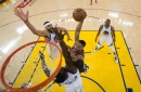 Warriors destroy Blazers with team defense in Durant's absence