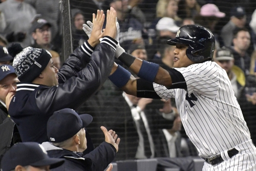 Yankees are fun to watch again with the potential for much more
