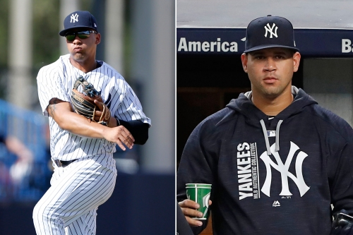 Yankees start to exhale on Gary Sanchez and Gleyber Torres