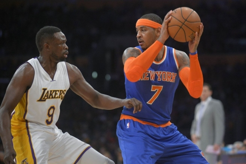 Why the Lakers should consider trading for Carmelo Anthony