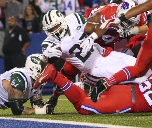 Jets will open 2017 season vs. the Bills in Buffalo