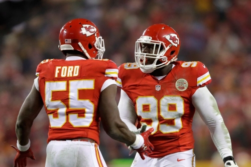 How Chiefs fans graded draft picks Dee Ford, Marcus Peters and Chris Jones