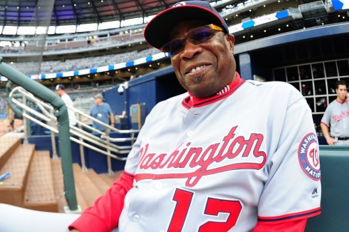 Washington Nationals' lineup for tonight's series finale with the Atlanta Braves...